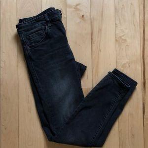 Mavi grey skinny jeans